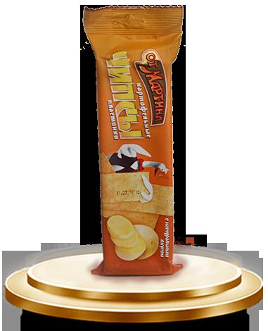 Чипсы Классические «ОТ МАРТИНА», со вкусом картофеля
