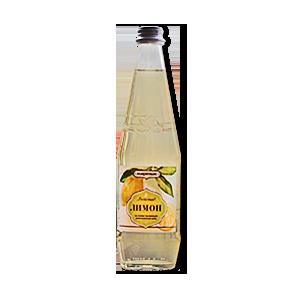 Безалкогольный сильногазированный напиток «ЛИМОН» с ароматом лимона